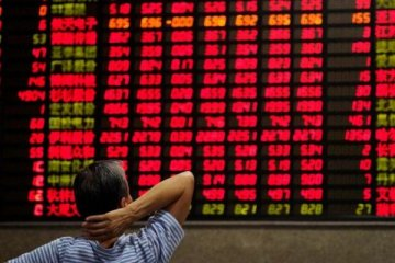 Asya borsaları zirveden geri döndü