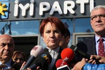 YSK'dan İyi Parti'nin başvurusuna yıldırım hızıyla cevap