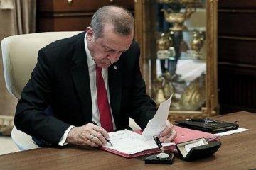 Erdoğan 11 üniversiteye yeni rektör atadı