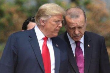 Erdoğan ile Trump telefonda Menbic'i görüştü