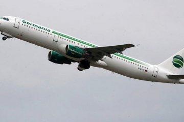 Germania Hava Yolları iflasını verdi