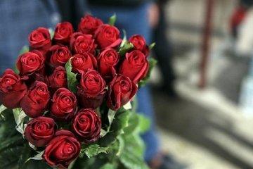 Sevgililer Günü'nde hedef 3,5 milyon gül satışı