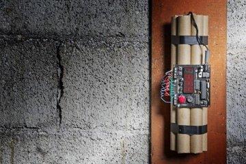24 saatte 700'den fazla bankaya bomba ihbarı yapıldı