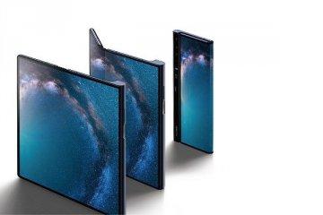 Huawei katlanabilir telefonu Mate X'i tanıttı