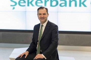 Şekerbank Genel Müdürü görevinden ayrıldı
