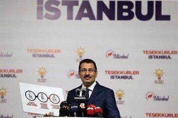 AKP'den flaş İstanbul kararı: Seçim yenilensin