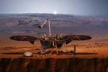 NASA'nın uzay aracı Mars'ta ilk kez deprem tespit etti