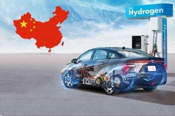 Çin, otomobilde hidrojene yöneliyor