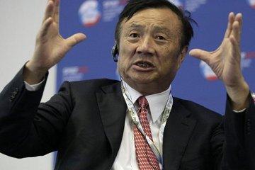 Huawei'nin patronundan ABD'ye rest
