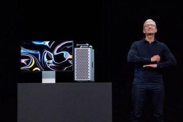 Apple yeni Mac Pro ve  Apple Pro Display XDR'ı tanıttı