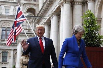 Trump'tan İngiltere'ye Ticaret Anlaşması Sözü