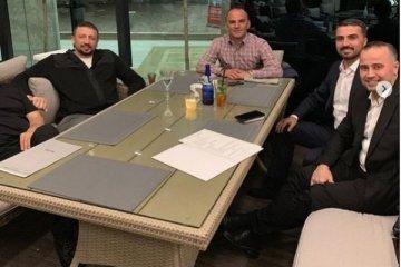 Erdoğan'ın Başdanışmanı firari Metro Holding'in sahibiyle görüntülendi
