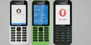 Nokia'dan 70 TL'ye akıllı telefon