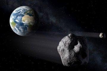 Dev bir asteroid 3 aydan kısa bir sürede Dünya'ya çarpabilir