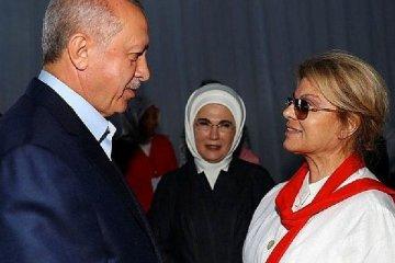 Erdoğan, ittifak için Çiller ile görüştü
