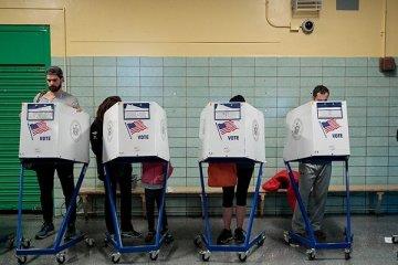 ABD ordusu seçim güvenliği için devrede