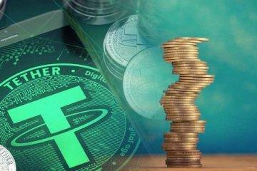 Tether, Bitcoin'i tahtından etti