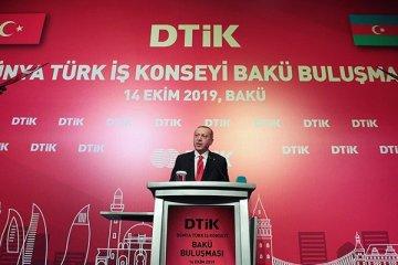 Erdoğan yaptırım açıklamalarına rest çekti