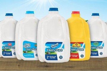 ABD´nin en büyük süt üreticisi iflas etti