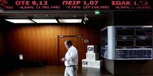 Yunanistan borsası salı ve çarşamba kapalı