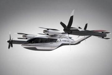 UBER ve Hyundai ortak hava taksi üretecek