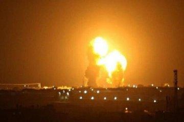 Savaş başladı: İran, Irak'taki ABD üssüne saldırdı