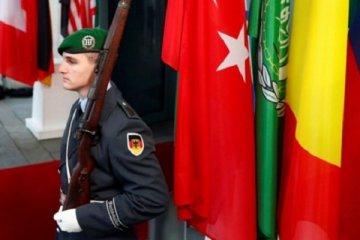 12 ülkenin katıldığı Libya Konferansı başladı