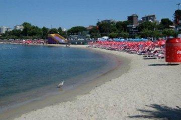 İstanbul'un en kirli sahilleri belli oldu