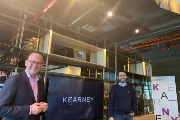 Kearney, Türkiye'de yeni adıyla büyüyecek