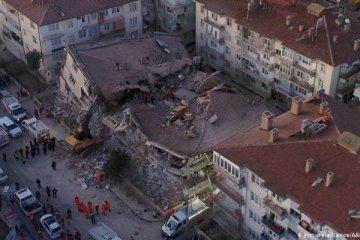 Depremde hayatını kaybedenlerin sayısı 39'a yükseldi
