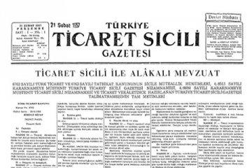 'Ticaretin sicili' arşiviyle birlikte dijitalleştirildi