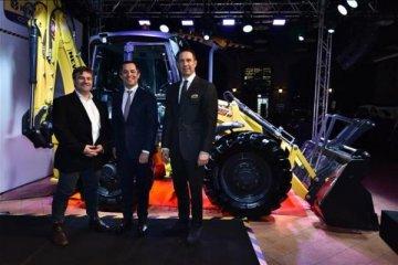 Türktraktör Ankara'da iş makinesi üretimine başlıyor