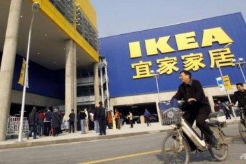 IKEA Çin'deki tüm mağazalarını kapattı