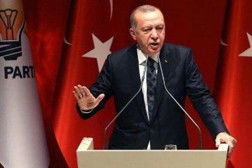 Erdoğan'dan 128 milyar dolar açıklaması