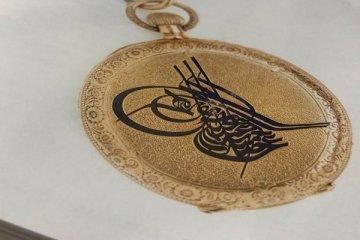 II. Abdülhamid'in saati 1.1 milyon TL'ye satıldı