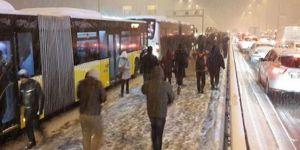İstanbul fıtratına yenildi!