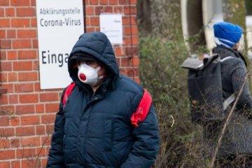 Almanya'da koronavirüs vakası sayısı 103 bini geçti