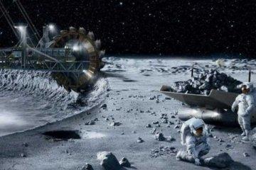 Uzayda yeni dönem: Ay'da madenciliğe Trump onayı