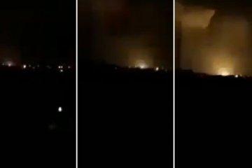Bağdat'ta ABD Büyükelçiliği'ne saldırı