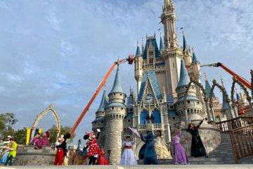 NBA maçları Disneyworld'de tamamlanacak