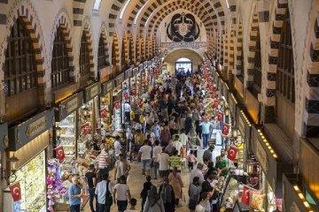 Tarihi Mısır Çarşısı da açılıyor