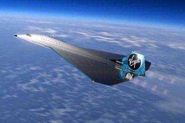 Virgin Galactic kıtalararası uçak geliştirdi