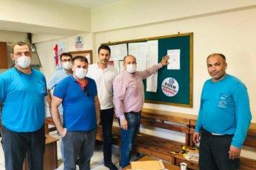 Petrol İş, Soda Sanayii'de grev kararı aldı