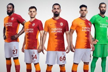 Galatasaray'ın Avrupa sponsoru THY oldu