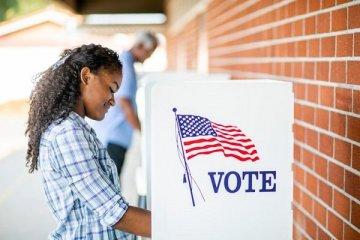 ABD başkanlık seçiminde oy verme başladı