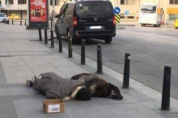 İstanbul'da evsiz sayısı 10 bine yaklaştı
