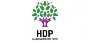 HDP binalarında patlamalar