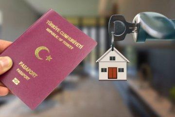 Yabancıların dörtte biri vatandaşlık için konut aldı