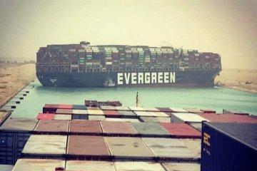 Mısır, Ever Given gemisine el koydu