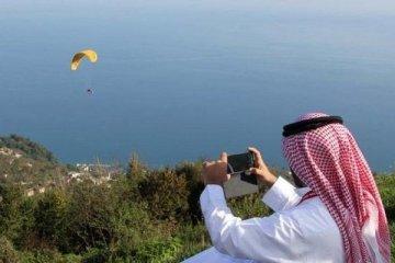 Deniz dibinde lüks çadır yasası Katarlılar için mi